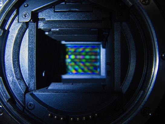 カメラのセンサーサイズとは