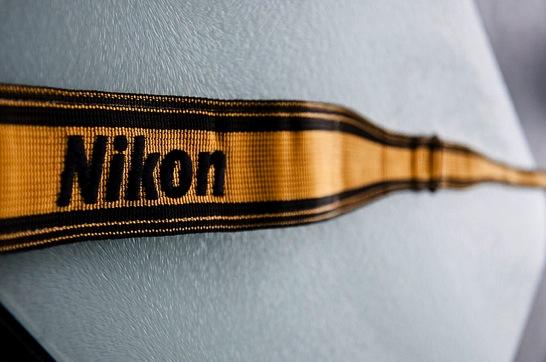 Nikonのロゴ