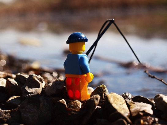 風景写真を撮るのって釣りと似ている気がする