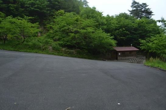 龍頭山駐車場