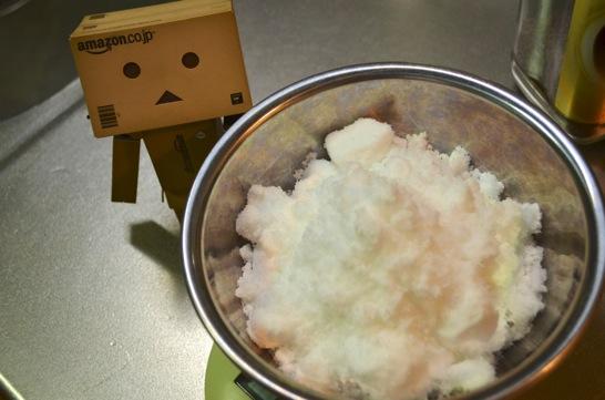 梅ジャムに入れる砂糖
