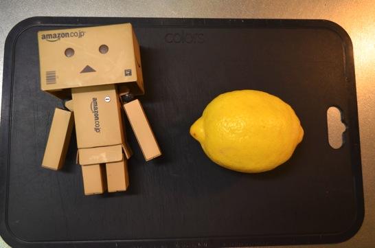 レモン1個分