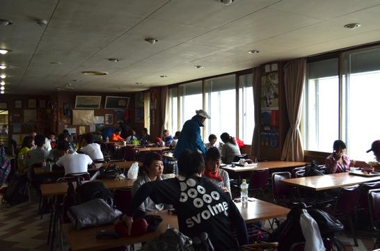 富士宮口五合目食堂