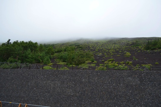 富士山曇の日