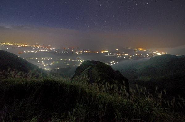 ラピュタの道 夜明け前