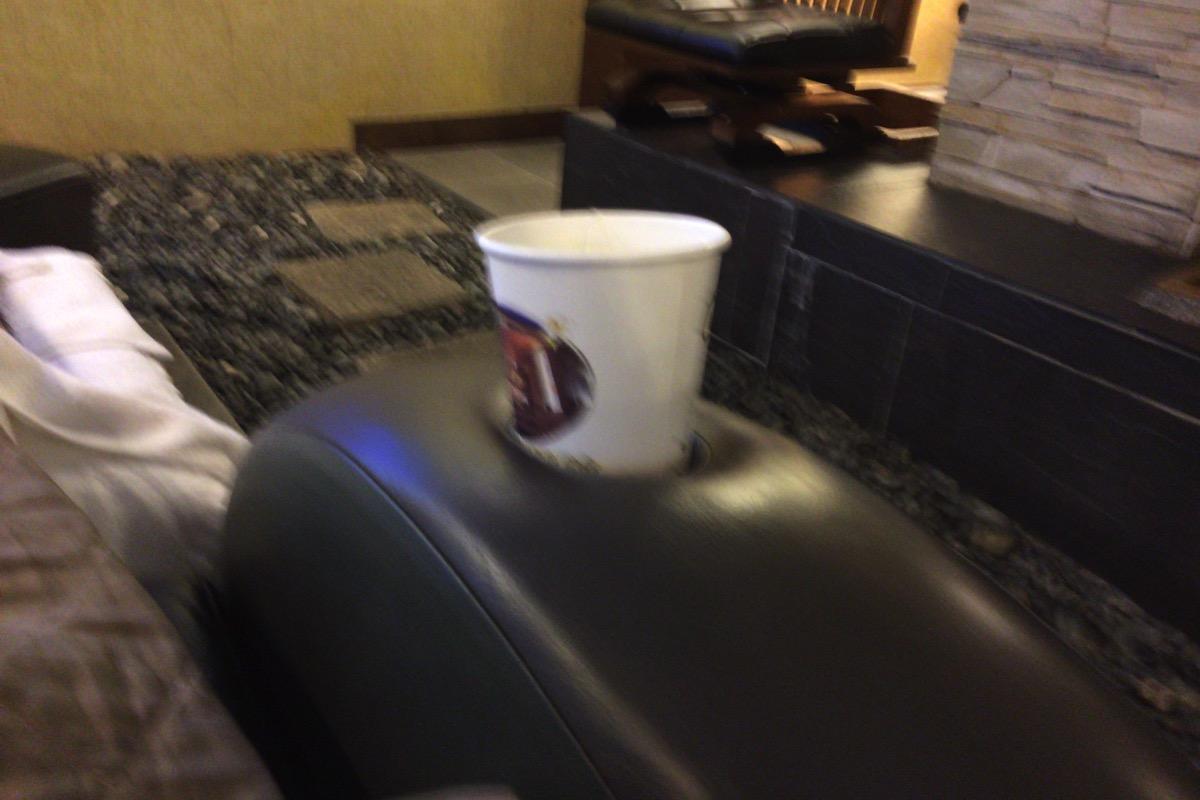 6星集足體養身會館 お茶
