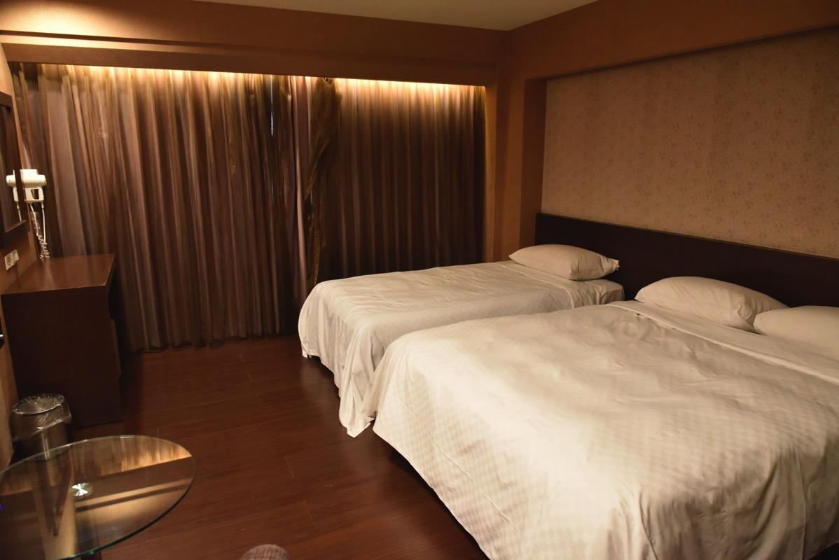上賓大飯店内部
