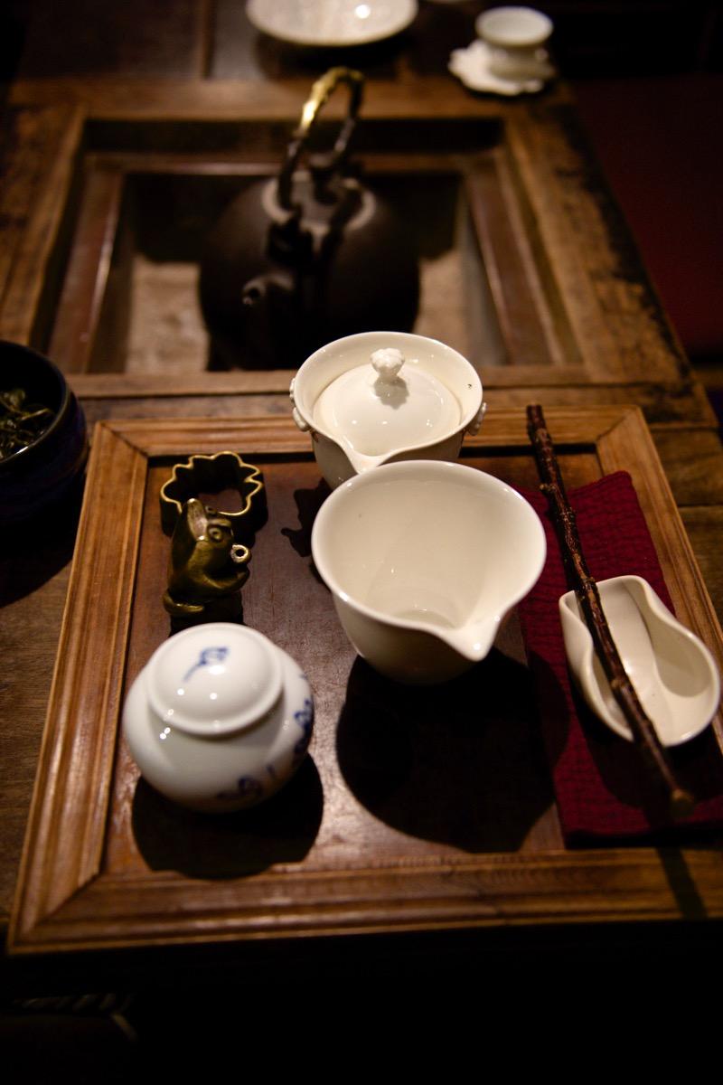 九份茶坊茶器