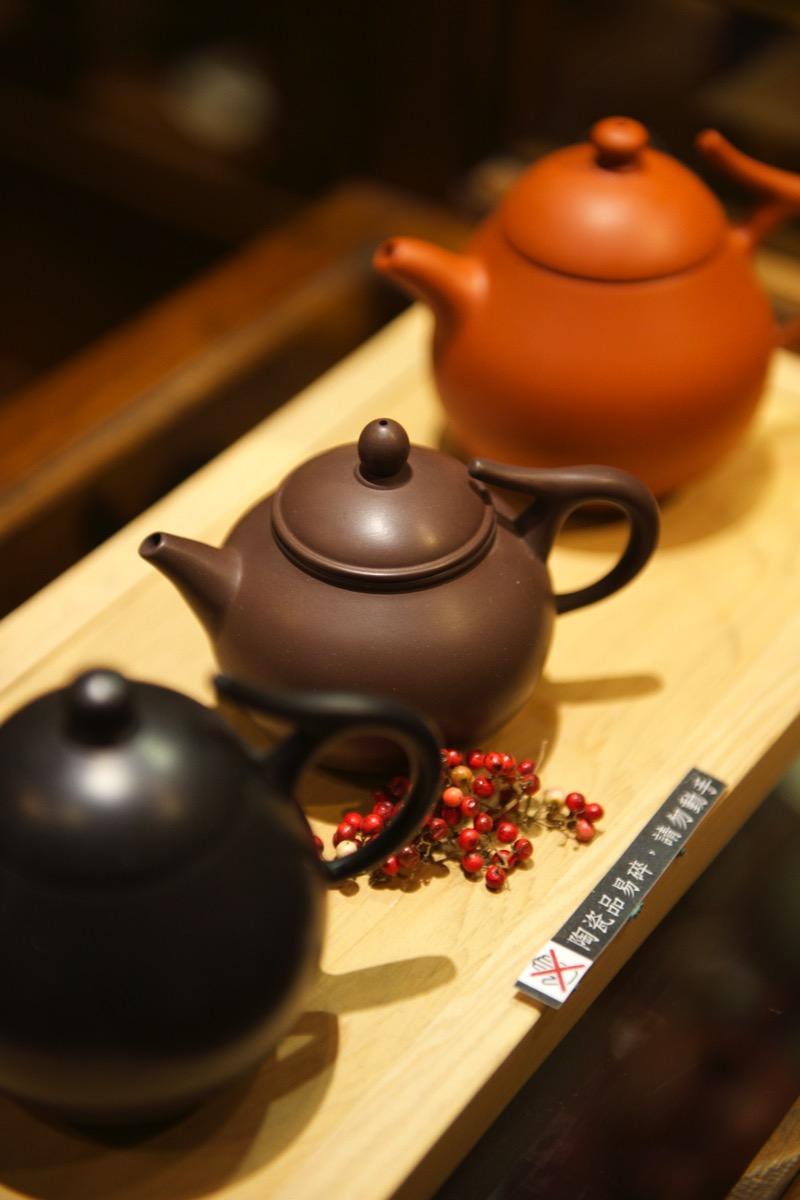 九份茶坊 茶器