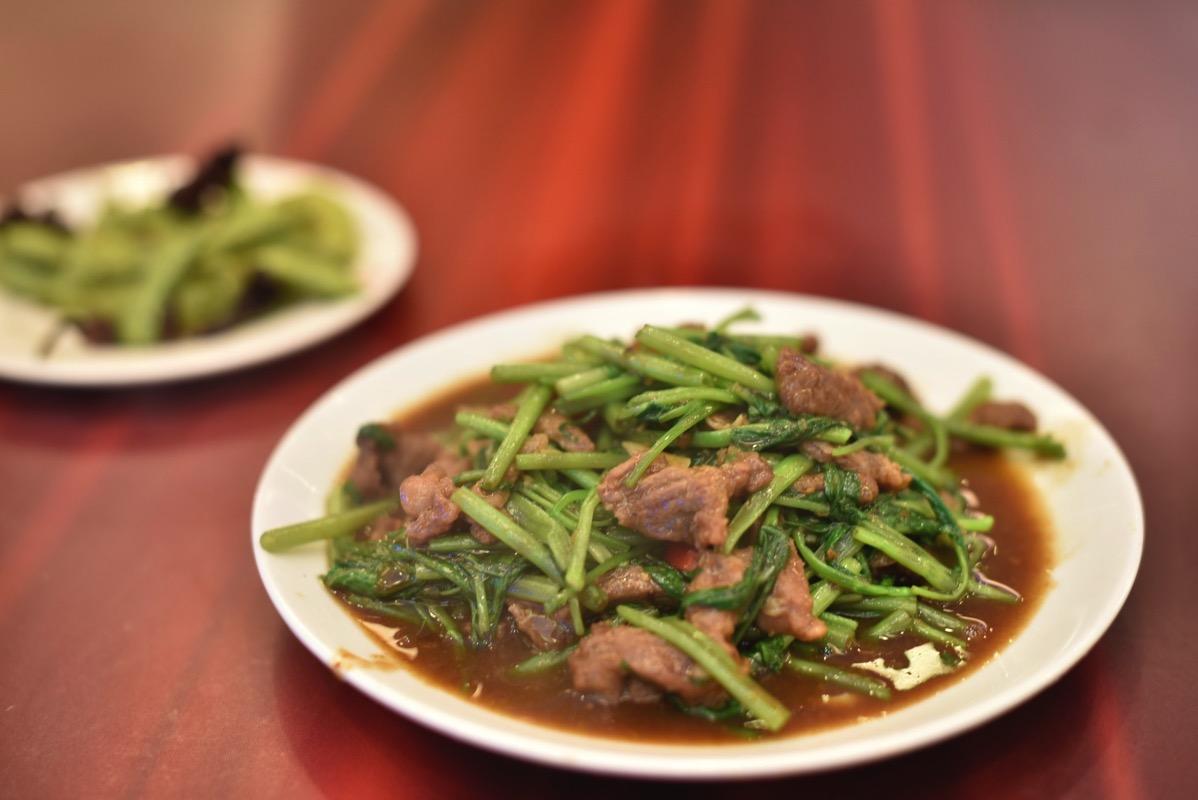熱沙 鮮定味 肉料理