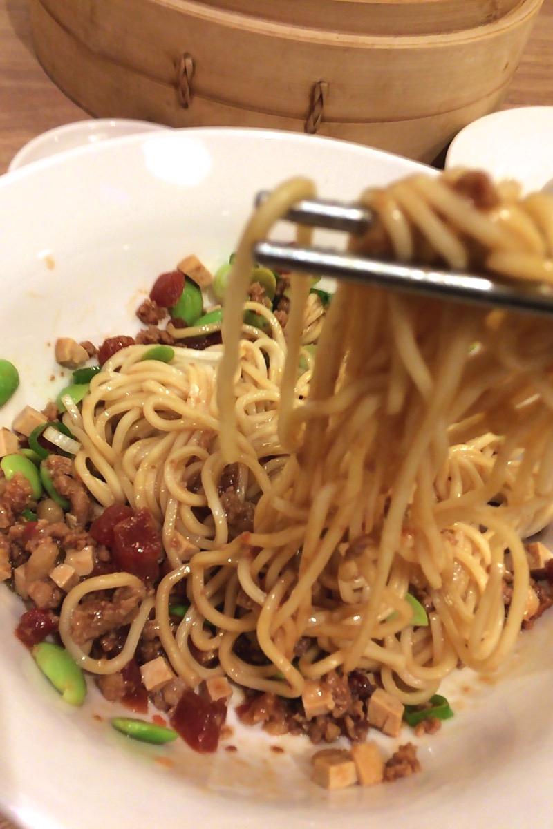 鼎泰豐 ジャージャー麺