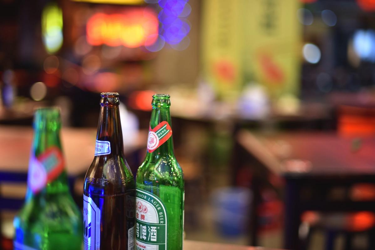 鮮定味 ビール