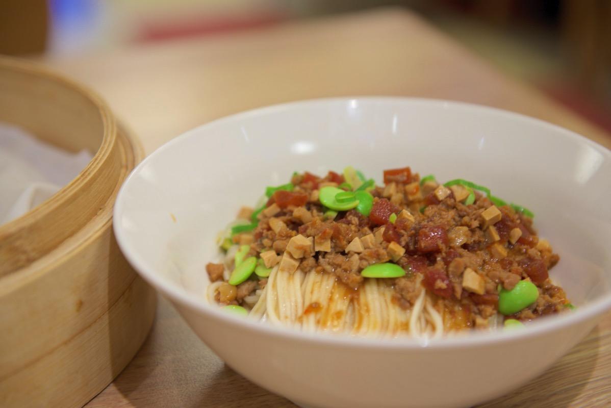 鼎泰豐 担々麺