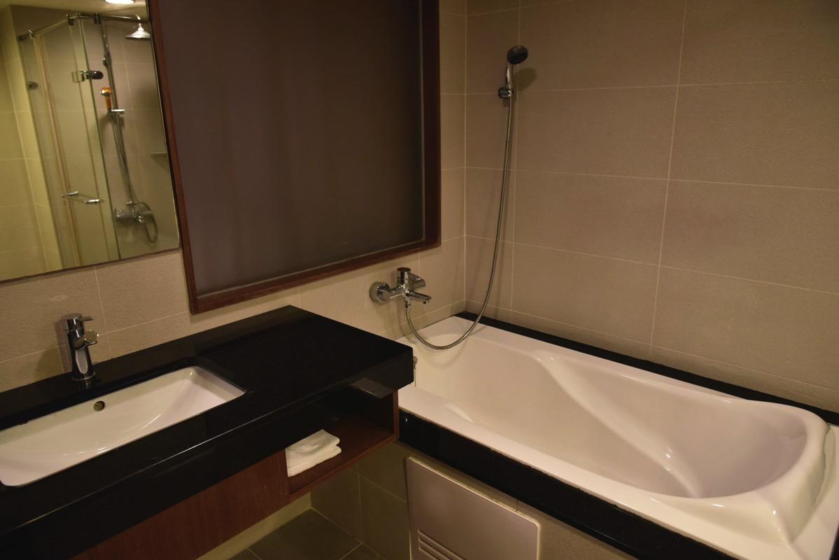 上賓大飯店お風呂