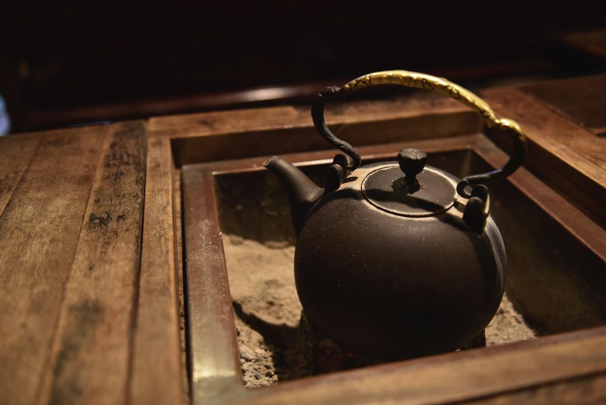 台湾茶坊 薬缶