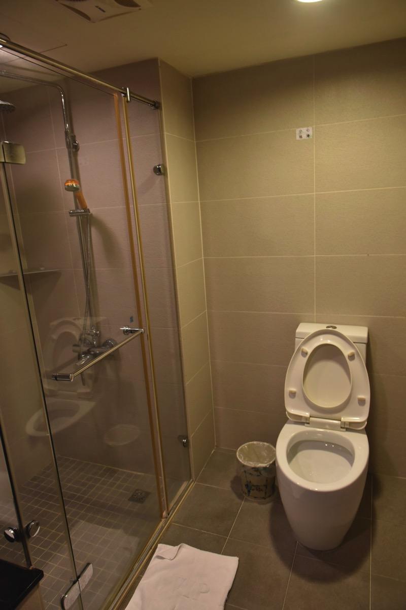 上賓大飯店 トイレ