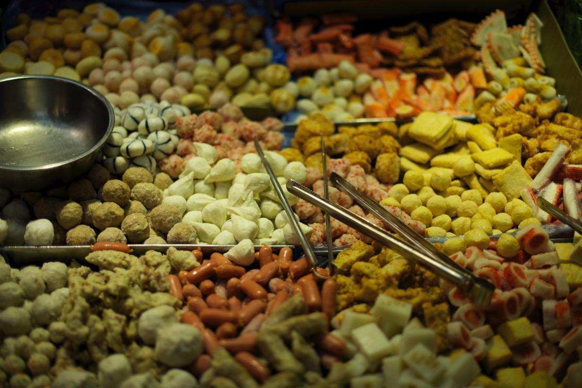 東三水街市場 お菓子