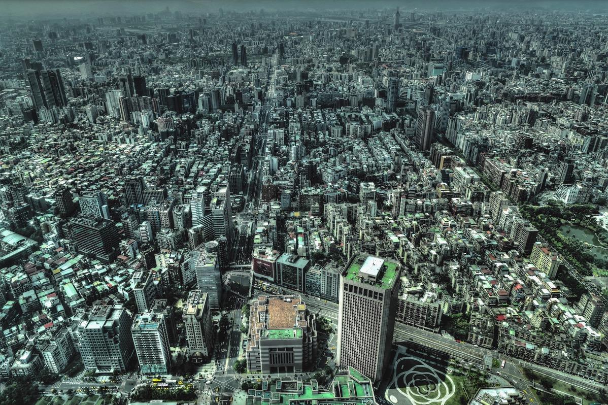 Taipei101HDR