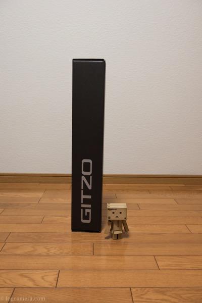 GITZOの箱