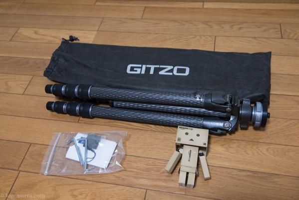 GITZOの中身