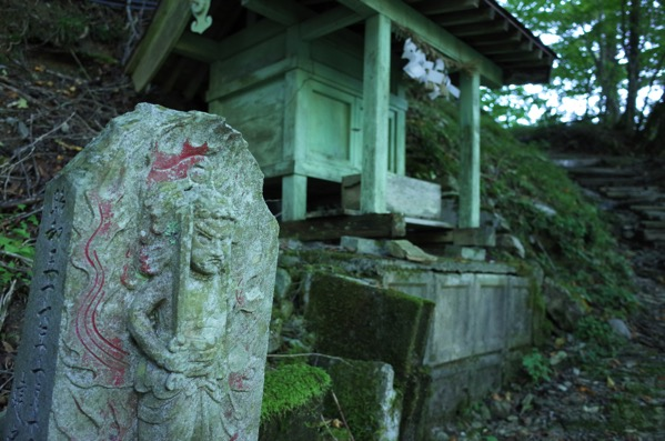 剣山 仏像