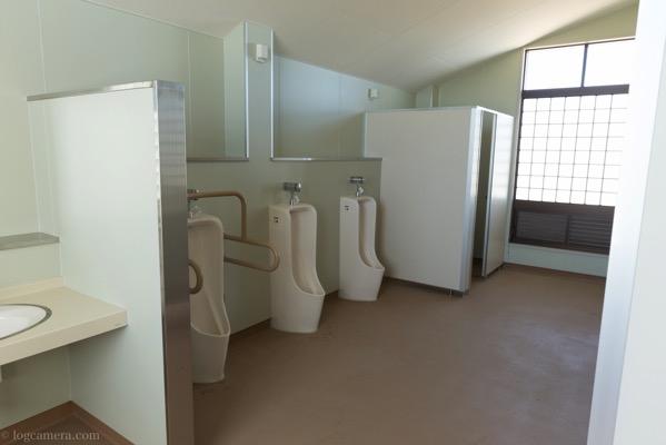 剣山 山頂のトイレ