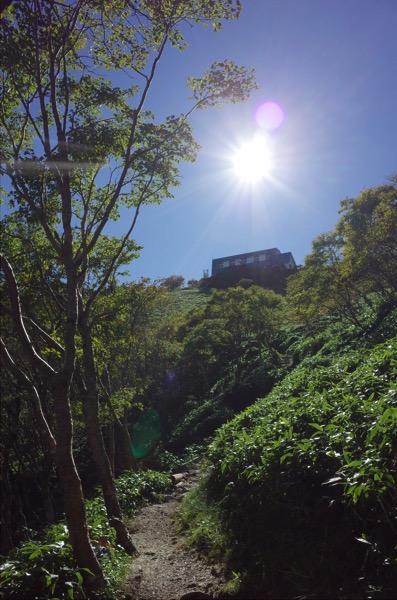 剣山 山頂