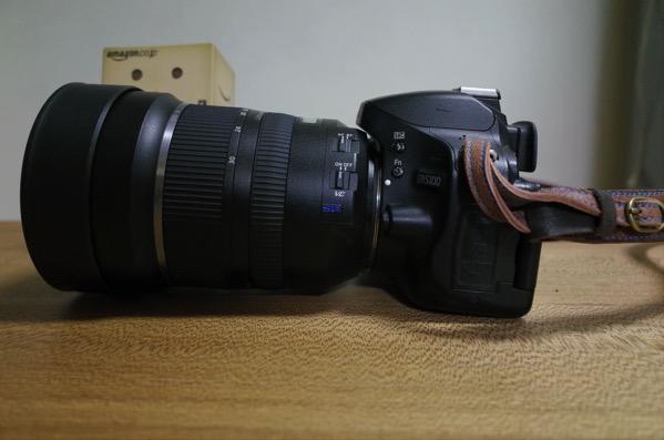 TAMRON15−30mmとD5100