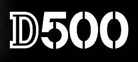 D500ロゴ