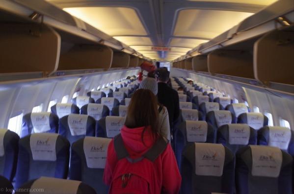 ボリビアーナ航空 飛行機