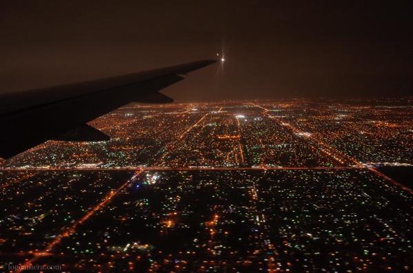 マイアミ 夜景