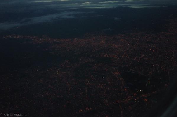 ラパスの夜
