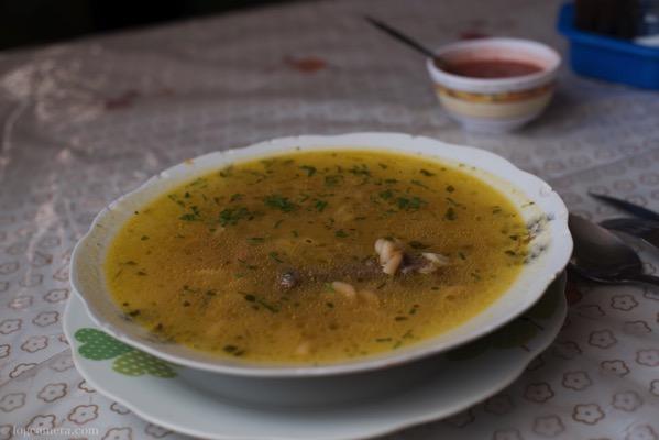 ウユニ スープ