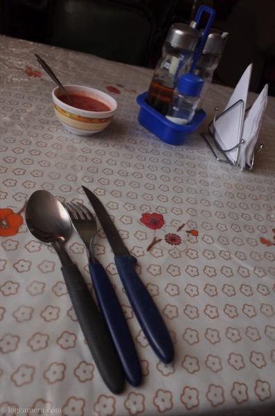 ウユニ ご飯