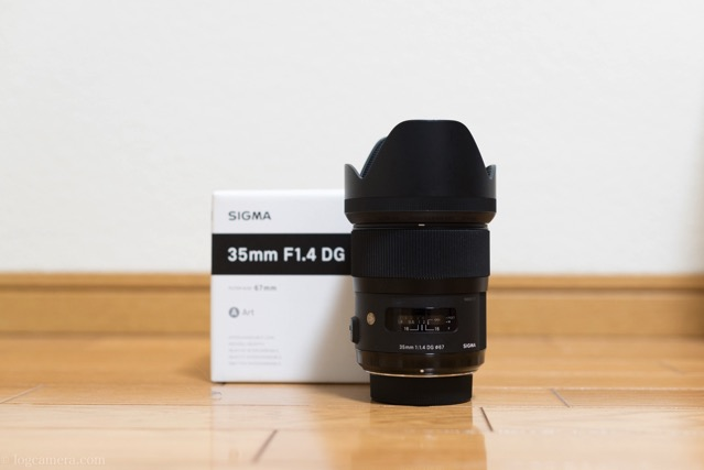 SIGMA 35mm F1.4 DG HSM Art