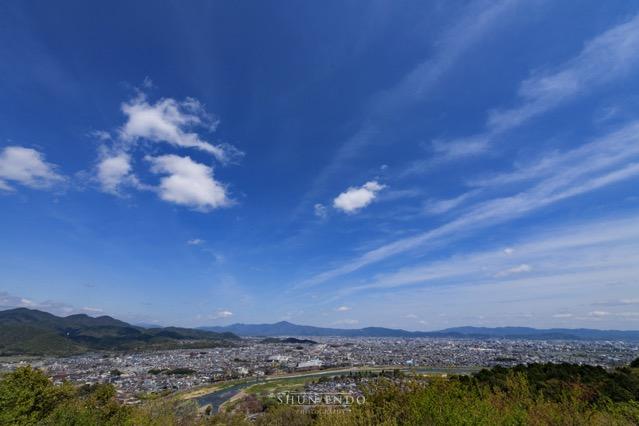D5 京都 町並み