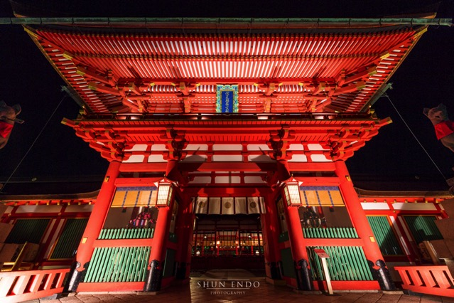 京都 伏見稲荷