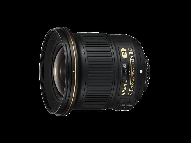 Nikon 20mm f1.8