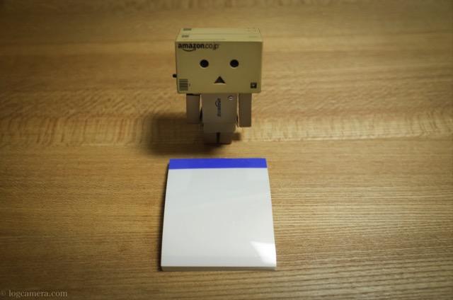 イメージセンサークリーニングキット 紙