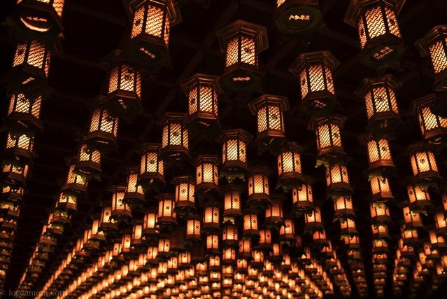 大聖院 灯籠