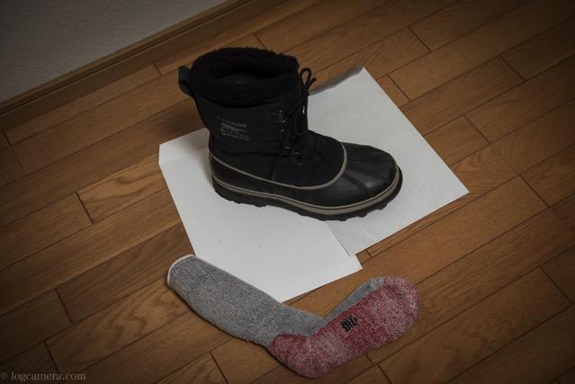 靴下 カリブー smartwool