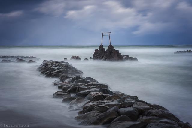 羽合町海岸