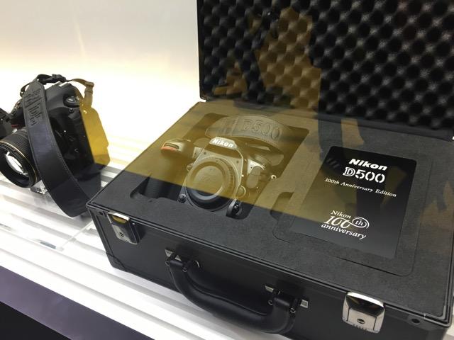 D500100周年モデル