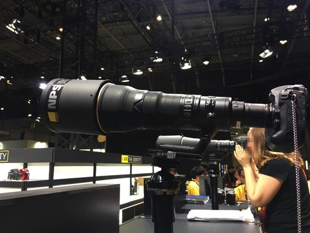 Nikon超望遠