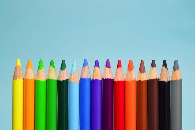 レタッチ 色鉛筆