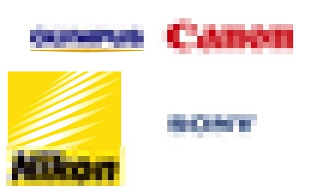 メーカー ロゴ モザイク