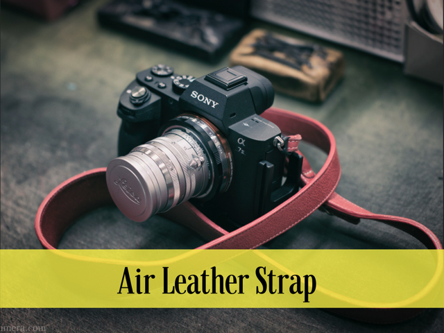 Air Leather Strap