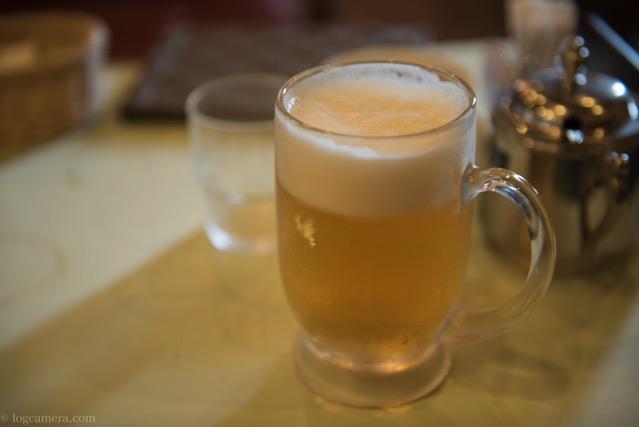 室堂 カフェ ビール