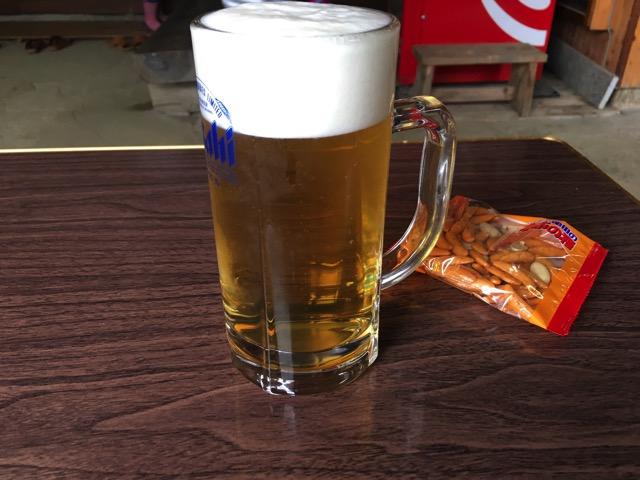 お風呂 ビール