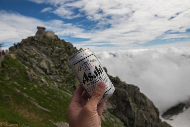 立山 ビール 雄山